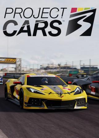 Постер Project Cars 3